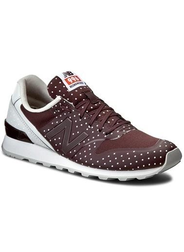 New Balance Kadın  Ayakkabı WR996KC Bordo